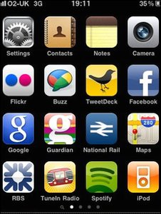 apps galore!