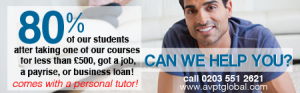 AVPTGLOBAL almost 400 courses all globally accredited