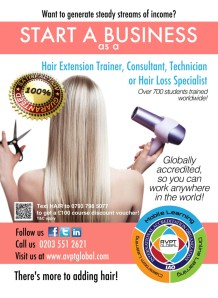 Hair weave courses academy soft skill short courses hair extension advert avptglobal small 2013 pmusecretfo Gallery