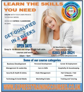 1 AVPT Student Recruitment drop in Advert no date