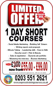 1 shortcourses from express courses