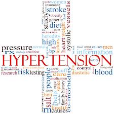 hypertension can move you towards high blood pressure