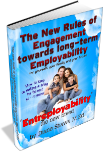new rules of engagement towards long term employability-Entreployability the new breed by Diane Shawe jan 2014