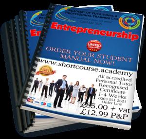 Entrepreneurship home study course