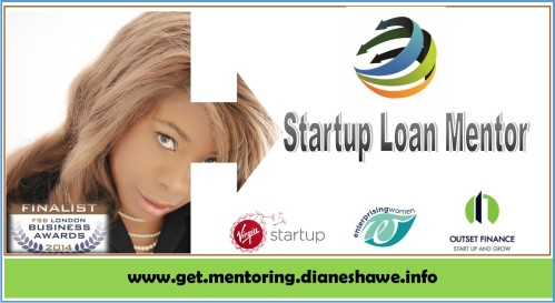 Get mentoring with diane shawe business start up loans