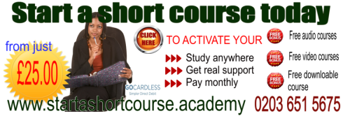 Start your speakers course online today