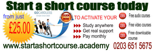 Start a short course to grow