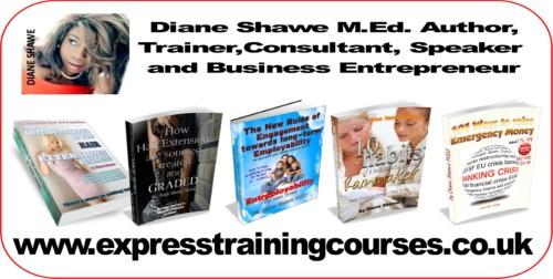 Diane Shawe ebooks and published books