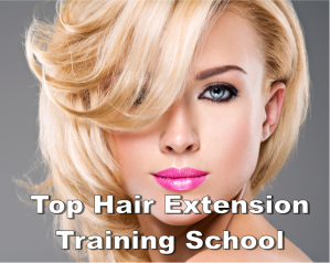 Train with the No.1 Hair Extensions Training Academy