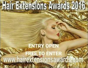 Hair Extensions Awards UK Entry Open 2016