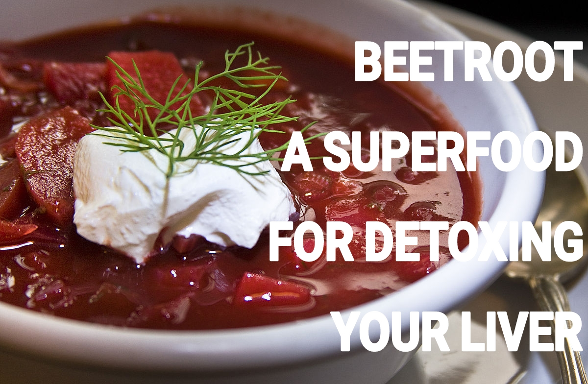 Detoxing with beetroot for a healthy liver all about on demand well it would seem that beetroot support liver health forumfinder Image collections