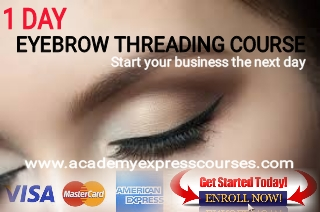 How to Start a Eyebrow Threading Business after Qualifying