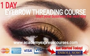 How to Start a Eyebrow Threading Business after Qualifying | All