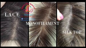 Different types of wig base by diane shawe